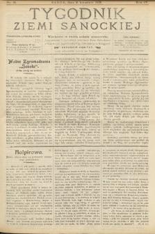 Tygodnik Ziemi Sanockiej. 1913, nr15