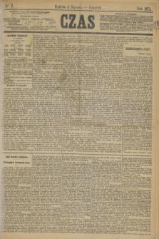 Czas. [R.25], Ner 2 (4 stycznia 1872)