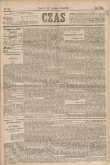 Czas. [R.27], Ner 294 (24 grudnia 1874) + dod.