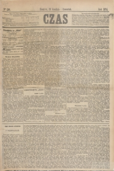 Czas. [R.27], Ner 298 (31 grudnia 1874)