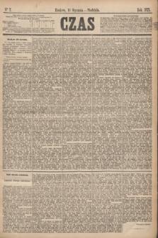 Czas. [R.28], Ner 7 (10 stycznia 1875)