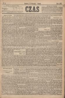 Czas. [R.28], Ner 11 (15 stycznia 1875)