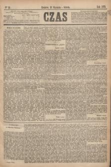 Czas. [R.28], Ner 12 (16 stycznia 1875)