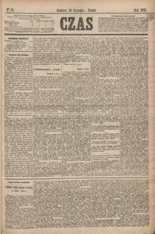 Czas. [R.28], Ner 23 (29 stycznia 1875)