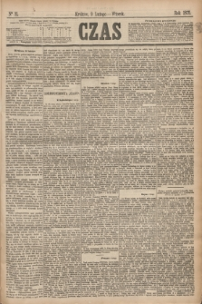 Czas. [R.28], Ner 31 (9 lutego 1875)