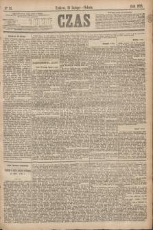 Czas. [R.28], Ner 35 (13 lutego 1875)