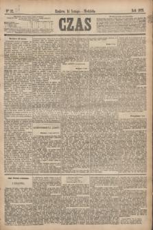 Czas. [R.28], Ner 36 (14 lutego 1875)