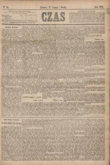 Czas. [R.28], Ner 38 (17 lutego 1875)