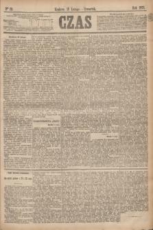 Czas. [R.28], Ner 39 (18 lutego 1875)