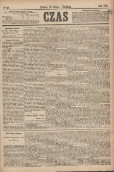 Czas. [R.28], Ner 48 (28 lutego 1875)