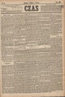 Czas. [R.28], Ner 49 (2 marca 1875)