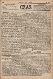 Czas. [R.28], Ner 54 (7 marca 1875)