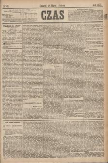 Czas. [R.28], Ner 65 (20 marca 1875)