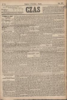 Czas. [R.28], Ner 75 (2 kwietnia 1875)