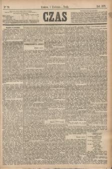 Czas. [R.28], Ner 78 (7 kwietnia 1875)