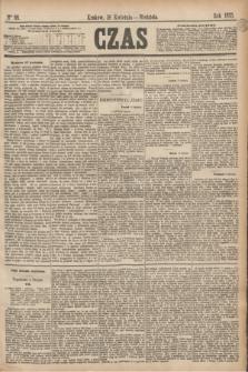 Czas. [R.28], Ner 88 (18 kwietnia 1875)