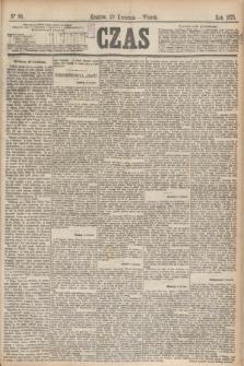 Czas. [R.28], Ner 89 (20 kwietnia 1875)