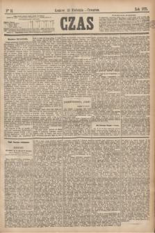 Czas. [R.28], Ner 91 (22 kwietnia 1875)