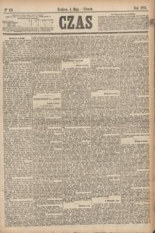 Czas. [R.28], Ner 101 (4 maja 1875)