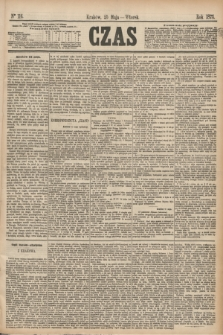 Czas. [R.28], Ner 116 (25 maja 1875)