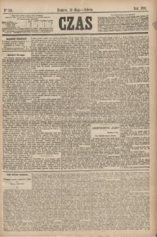 Czas. [R.28], Ner 119 (29 maja 1875)