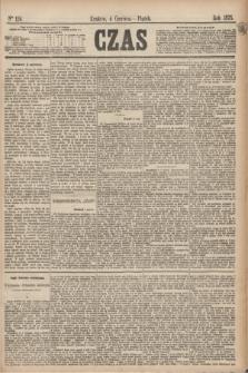 Czas. [R.28], Ner 124 (4 czerwca 1875)