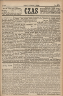 Czas. [R.28], Ner 131 (12 czerwca 1875)