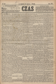Czas. [R.28], Ner 133 (15 czerwca 1875)