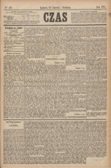 Czas. [R.28], Ner 138 (20 czerwca 1875)