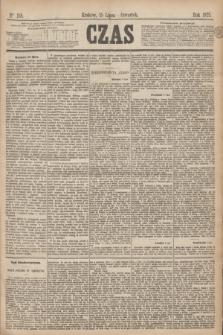 Czas. [R.28], Ner 158 (15 lipca 1875)