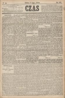 Czas. [R.28], Ner 160 (17 lipca 1875)