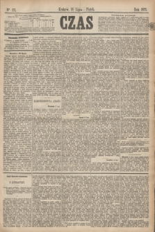 Czas. [R.28], Ner 171 (30 lipca 1875)