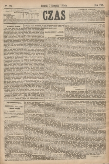 Czas. [R.28], Ner 178 (7 sierpnia 1875)