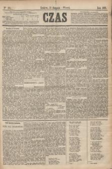 Czas. [R.28], Ner 180 (10 sierpnia 1875)