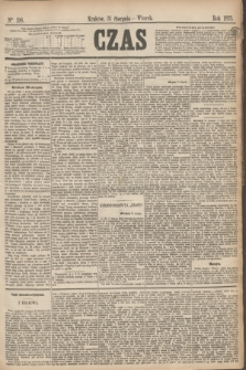 Czas. [R.28], Ner 198 (31 sierpnia 1875)