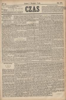 Czas. [R.28], Ner 199 (1 września 1875)