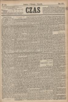 Czas. [R.28], Ner 200 (2 września 1875)
