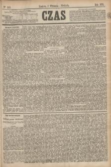 Czas. [R.28], Ner 203 (5 września 1875)
