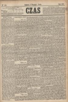 Czas. [R.28], Ner 205 (8 września 1875)
