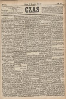 Czas. [R.28], Ner 206 (10 września 1875)