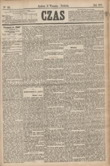 Czas. [R.28], Ner 214 (19 września 1875)