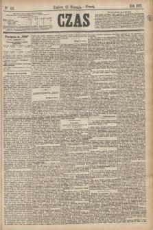 Czas. [R.28], Ner 221 (28 września 1875)