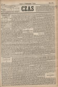 Czas. [R.28], Ner 224 (1 października 1875)