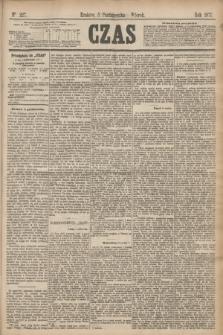 Czas. [R.28], Ner 227 (5 października 1875)
