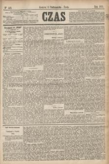 Czas. [R.28], Ner 228 (6 października 1875)
