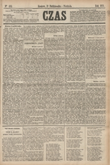Czas. [R.28], Ner 232 (10 października 1875)