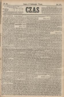 Czas. [R.28], Ner 233 (12 października 1875)