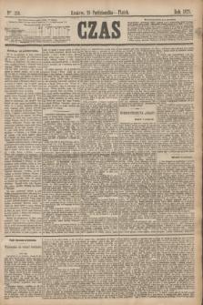 Czas. [R.28], Ner 236 (15 października 1875)