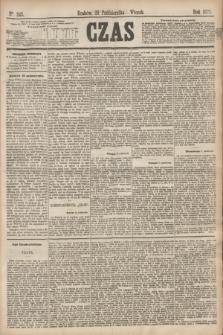 Czas. [R.28], Ner 245 (26 października 1875)