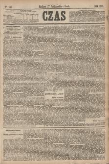 Czas. [R.28], Ner 246 (27 października 1875)